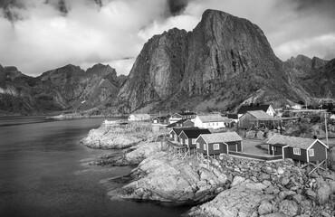 Hamnoy, Lofoty, Norwegia