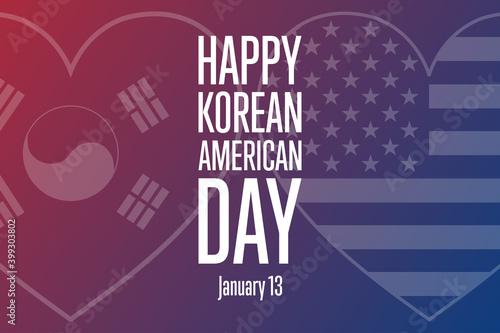 Korean American Day Wallpaper Mural