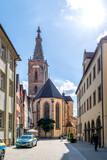 Sankt Martin Kathedrale, Rottenburg am Neckar, Baden-Württemberg, Deutschland
