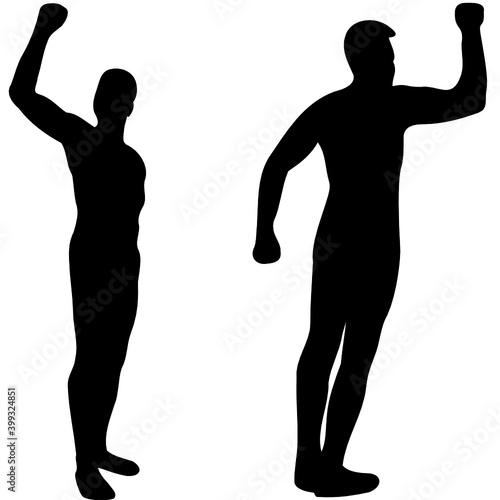 Fotografie, Obraz A gesture of protest