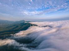 The Western Mountainous Area Wind Farms