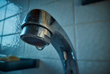 Leaky Bathroom Faucet