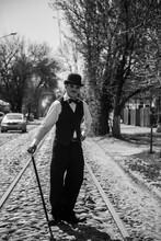 City Dweller. Charlie Chaplin. The Character
