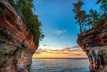 Pictured Rocks, National Lakeshore, Michigan
