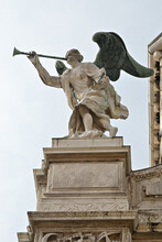 The Angel Blew His Trumpet, Venice, Italy