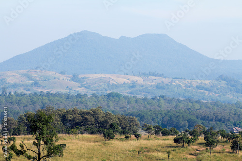 Perfect forest, Viewpoint Thung Salaeng Luang National Park