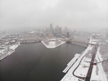 Snowstorm Pittsburgh