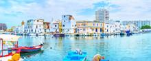The Pearl Of Tunisia, Historical Bizerte Town