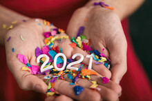 Happy New Year And Welcome 2021