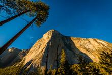 Yosemite El Capitan Sunset View