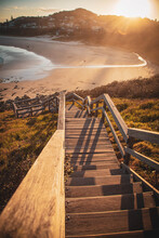 Stairs To The Beach 1