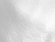 White Glossy Texture Background With Uneven Surface