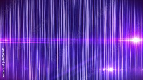 Fotografie, Tablou background lens flare pink line