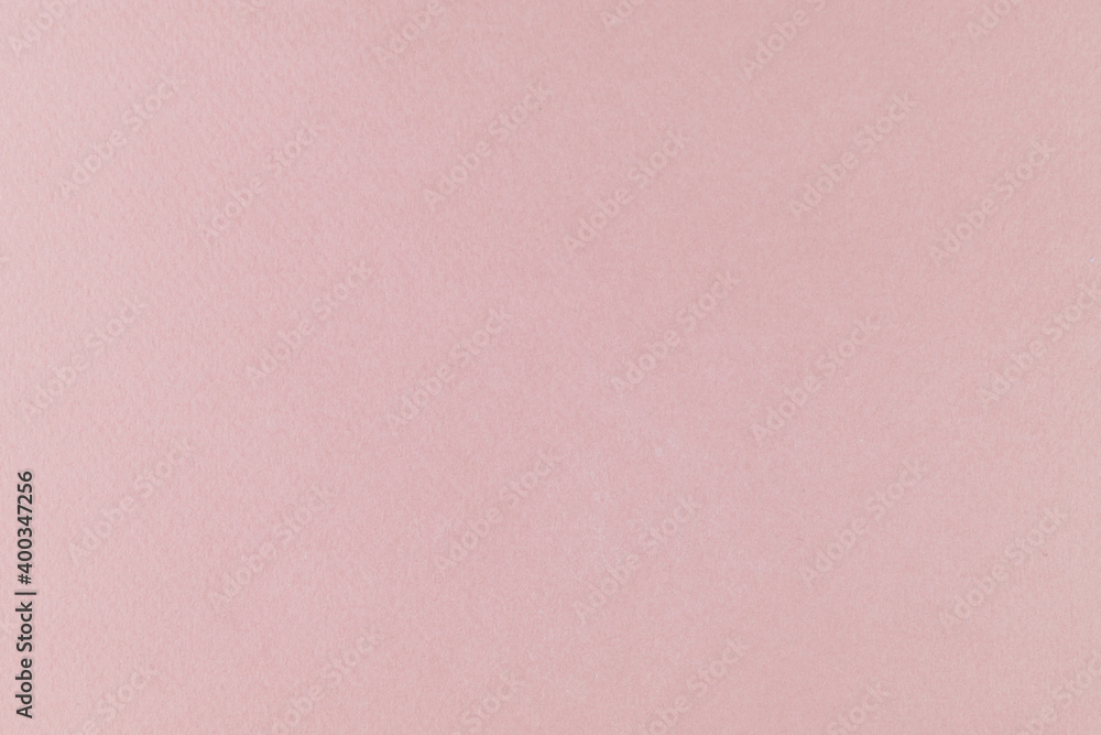 Fototapeta Paper texture delicate pastel pink color, abstract background for printing, decoration