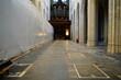 Antwerp cathedral 2020 lockdown