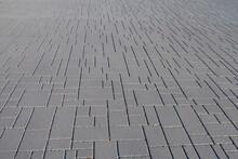 Detail Of Pavement Blocks Texture
