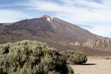 Mount Teide Tenerife Volcano