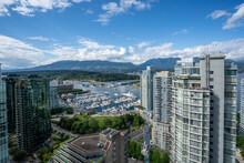 Coal Harbour Vancouver Canada