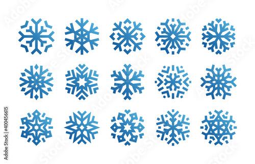 Fotografía Flocons de neige