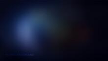 Blue, Dark Blurred Background Vector Illustration