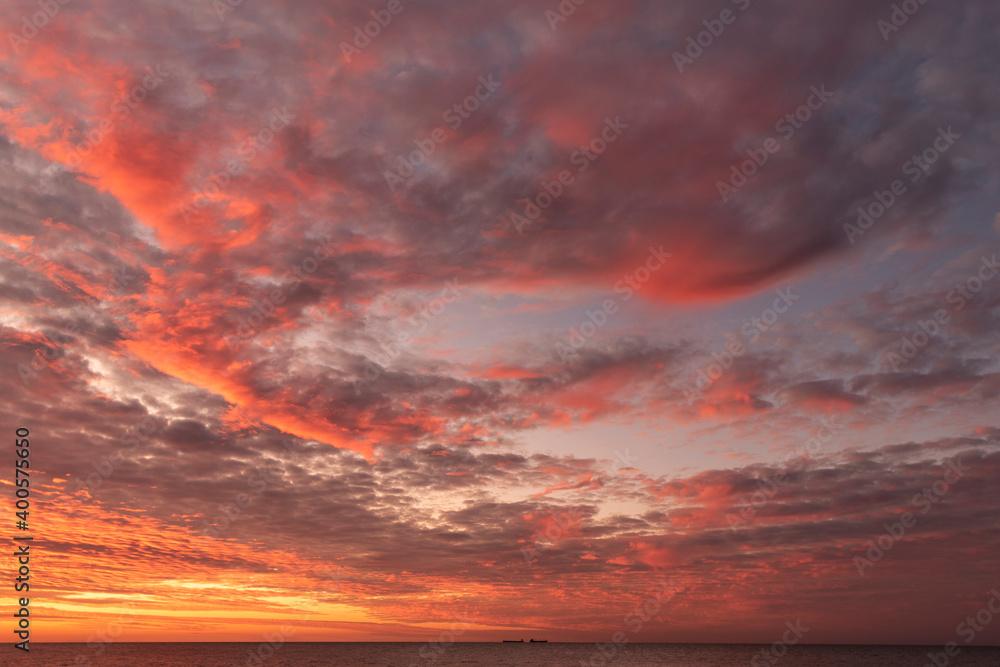 Fototapeta Gorgeous sunset