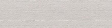 White Linen Canvas Background With Contrast Surface Relief For Your Style. Seamless Panoramic Texture.