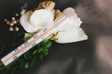 A Bouquet Of Thermometer