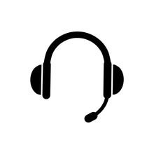 Support Icon, Logo Isolated On White Background