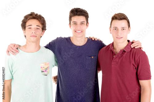 teenagers Fototapeta