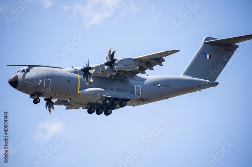 Airbus A400M Transportflugzeug Fototapete