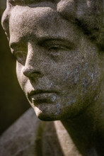 Face Of Stone Angel