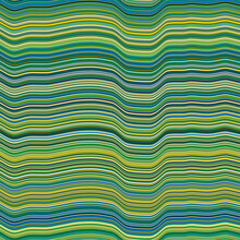 The African Style Fabric Patterns, Abstract Colorful Striped Background