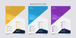 Business Flyer Template for cover brochure corporate Vector design