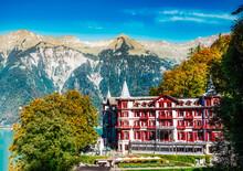 Hotel Giessbach Am Brienzer See