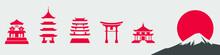 Symbol Japan Building Minimalist Designs