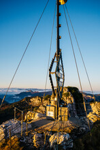 Gipfel Der Kampenwand