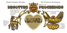 Trinity As Proceeding And Begotten