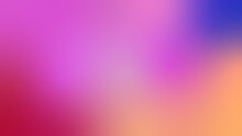 Abstract Light Neon Soft Glass Background Texture In Vibrant Colorful Gradient.