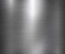 Steel Metal Background Abstract Polished Steel Texture