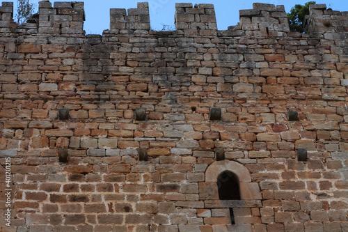 Foto Fachada de la torre de los Velasco en Espinosa de los Monteros.