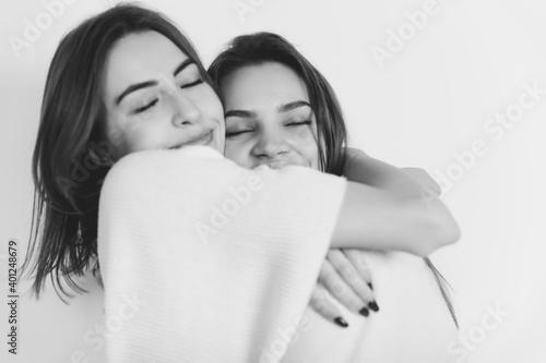 Canvas-taulu Hugs