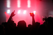 Rock And Roll Live Group At The Nightclub