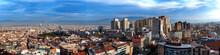 BURSA, TURKEY - 10 December, 2020: View Of Bursa City