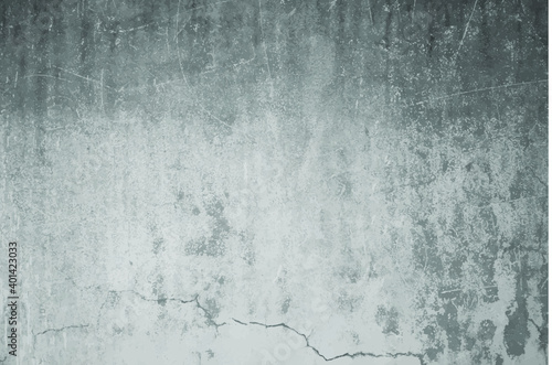 Fototapeta Abstract industrial styled concrete wall, vector. obraz