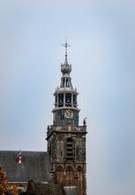Church Bell Tower, Gouda, Netherlands