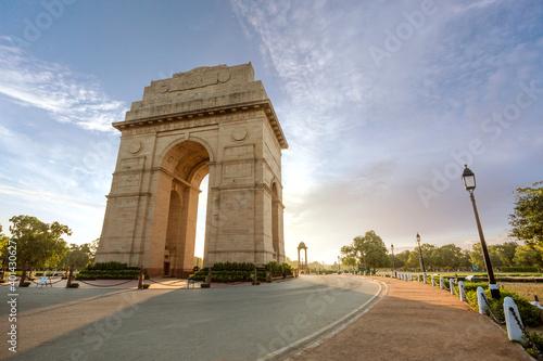 Photo India Gate, New Delhi, India