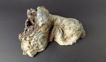 Volcanic Honeycomb Stone Texture Iceland