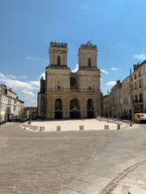 Cathedral Of Santa Maria. Auch, France