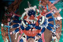 Buddha, Tibetan Buddhism, Buddhist Deities, Tibetan Buddhist Monasteries, Tibet, Ladakh, India