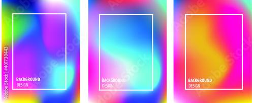 Fototapeta background with colorful gradations obraz